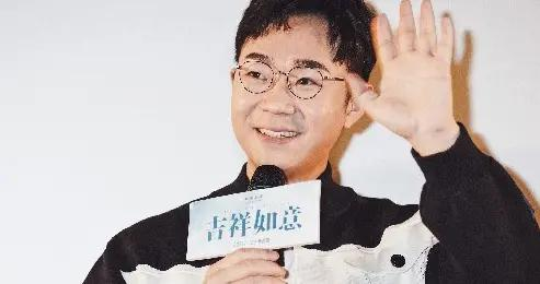 大鹏导演新片首映 黄渤赞:一次很了不起的尝试