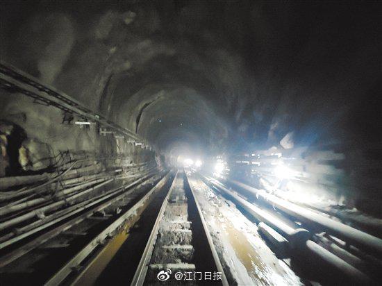 江门中微子实验站预计2023年底投入运行