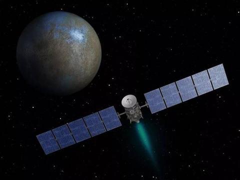 NASA研究黎明号的探测数据,发现谷神星秘密,不排除存在生命
