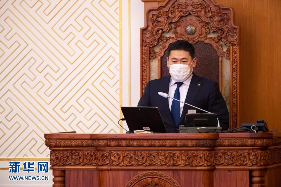 蒙古国议会任命新总理 曾两度当选国家大呼拉尔委员