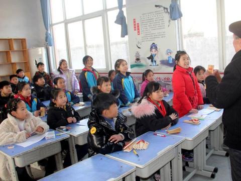 校园文化|山东省枣庄市峄城区:小山村学校里的精彩社团