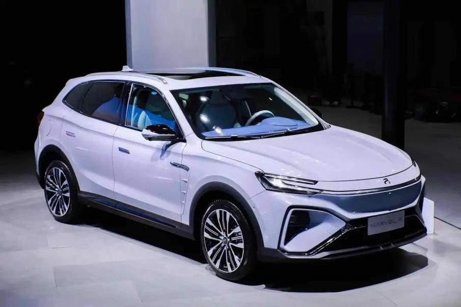 2021上半年新能源新车展望 MARVEL R 领衔 每款都有爆款潜质!