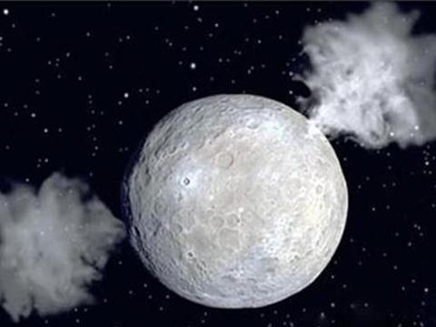 谷神星上发现反光点,疑似是水冰物质,会成为下一颗宜居星球吗?