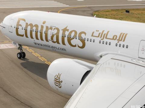 尽管有禁令,阿联酋航空仍在迪拜和英国之间飞行