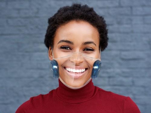 口罩的科技创新 凌拓科技强势推出安全可靠的透明口罩|熔喷|新风|佩戴者