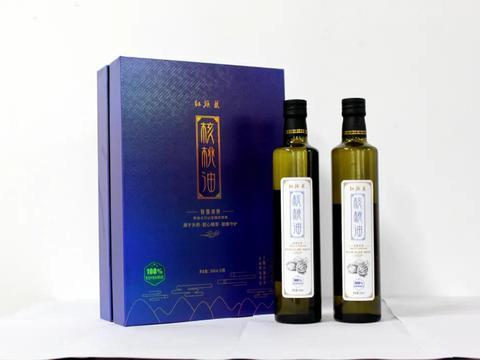 """""""红旗渠""""牌核桃油上市 助力乡村振兴"""