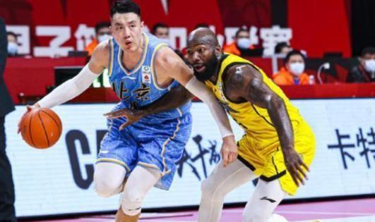 CBA吉林队琼斯和姜宇星率队战胜北京,方硕翟小川合砍25分!