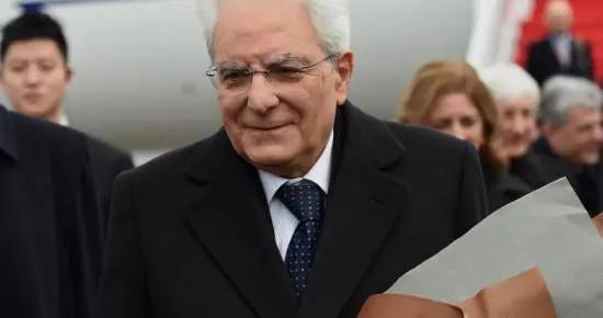 意大利总统授权德拉吉组建新政府 孔特时代将结束
