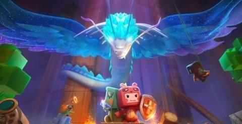 """迷你世界:雨林地形绿植多,高颜值""""钻石树""""竟是开启神迹的关键"""