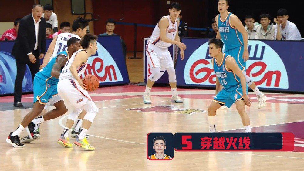 2020-2021赛季常规赛第39轮五佳球: 上海久事……