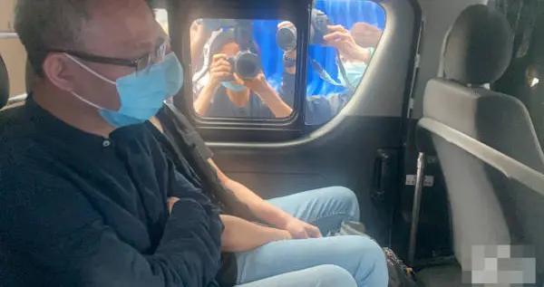 """香港一主持人被港警国安处拘捕,涉嫌""""作出具煽动意图的作为""""罪"""