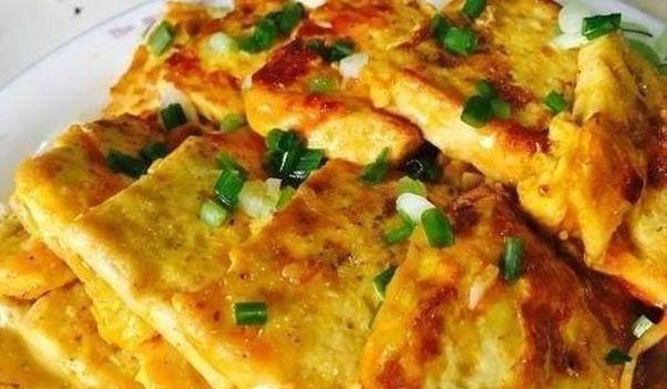 精选美食:花甲冬瓜汤,鸡蛋煎豆腐,土豆片炒鸡胗,芹菜炒肉图2