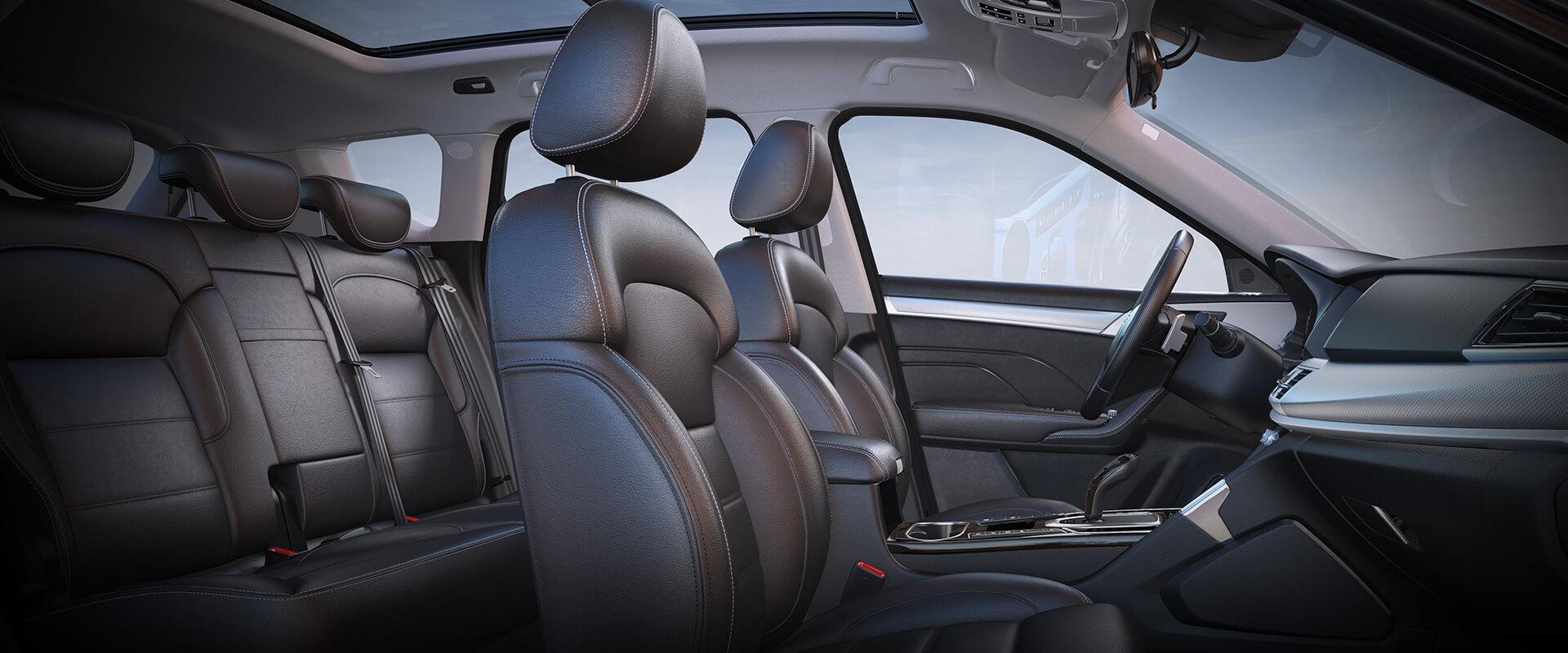 新年选新车,哈弗H7高安全更智能,为您打造幸福出行攻略