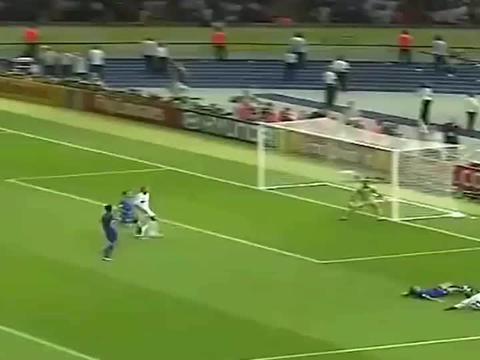 回顾06年世界杯:意大利对阵法国,经典的决赛
