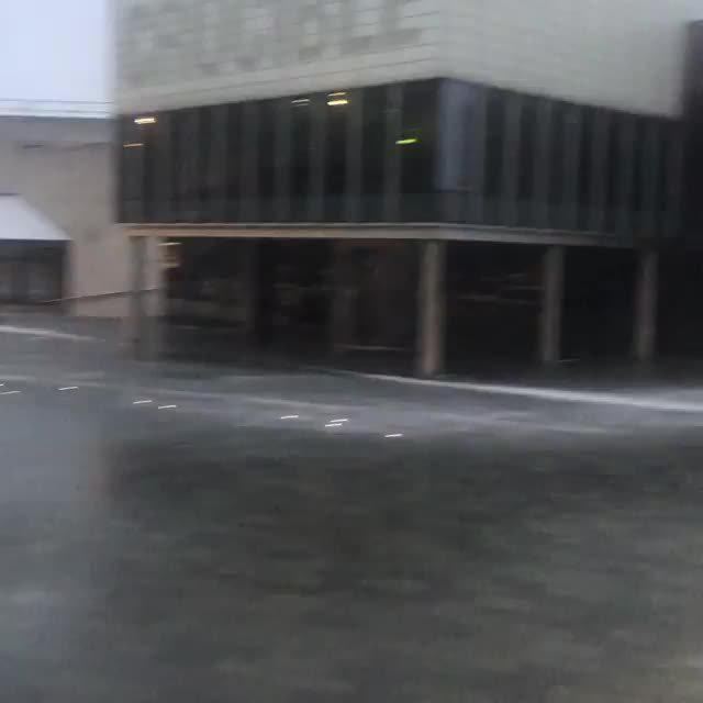 达赫迪去克鲁斯堡了,天气不是很好啊