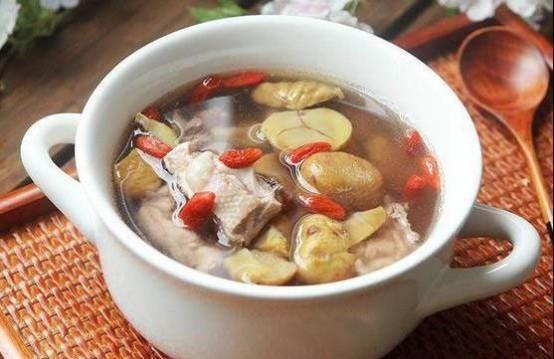 美食精选:辣椒炒红薯梗,蒜薹炒肚片,栗子炖鸡汤,栗子焖鸡翅图3