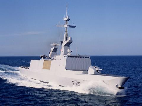 法国拉斐特级护卫舰,专注高强度隐身性能,但也存在明显缺陷!
