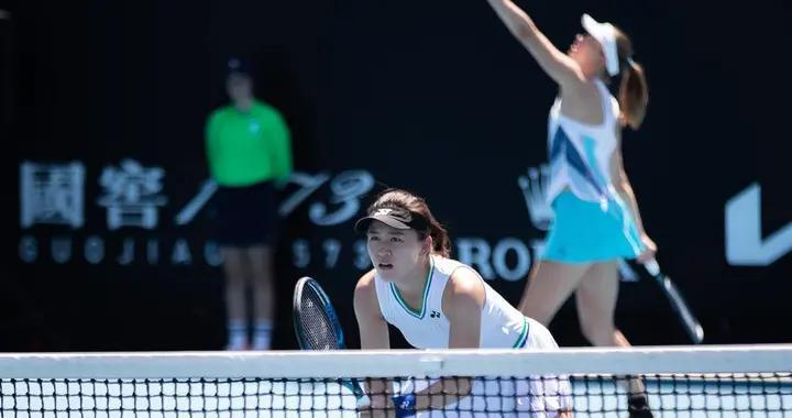 冠军组合张帅/斯托瑟澳网一轮游 朱琳喜获第二场胜利