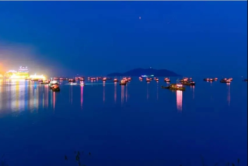 巢湖姥山岛