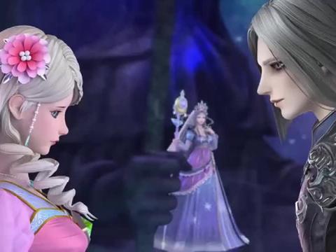 御王黎灰脾气真差,面对外敌曼多拉,还有心思挑衅灵公主和时希