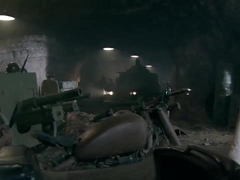 国军向松山主峰发起总攻,把鬼子炸上天!
