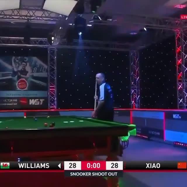 威廉姆斯最后1秒钟的压哨绝杀