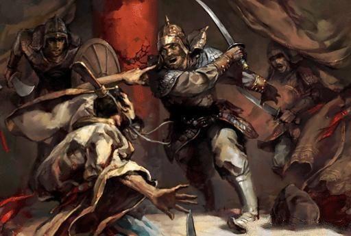 刘裕为何要开一个不好的先例,屠杀司马皇族?背后其实有很多无奈