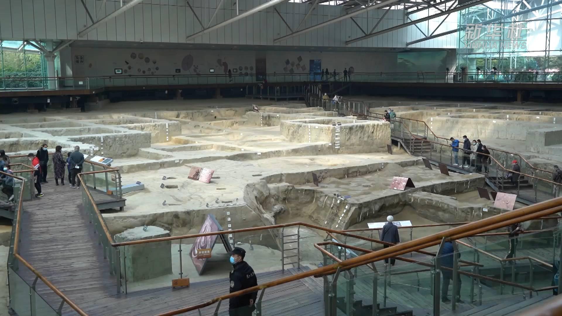 成都:金沙遗址发现20周年 博物馆焕发新活力