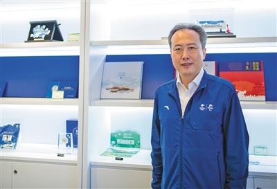 北京冬奥组委市场开发部部长朴学东:冬奥年货请您加入购物车
