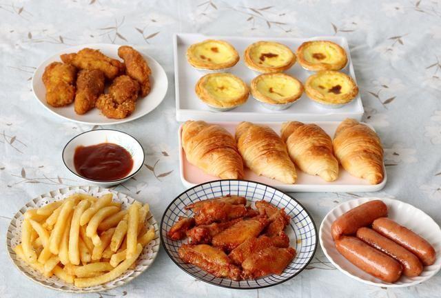 很容易长肉的6种食物,劝您过年少吃点,T台模特从来不吃图2