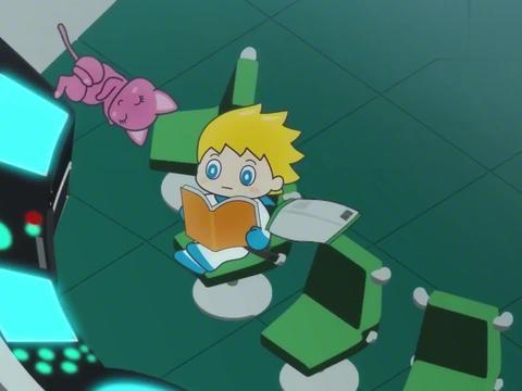 海尔兄弟:自己打扫卫生多麻烦,脑电波控制机器人,完全不用动手