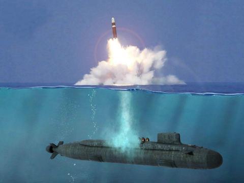 美军俄亥俄级战略核潜艇,可携带200多枚核弹头,威胁有多大?