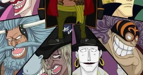 海贼王中七武海手下实力对比,唐吉坷德家族强势,有三个光杆司令