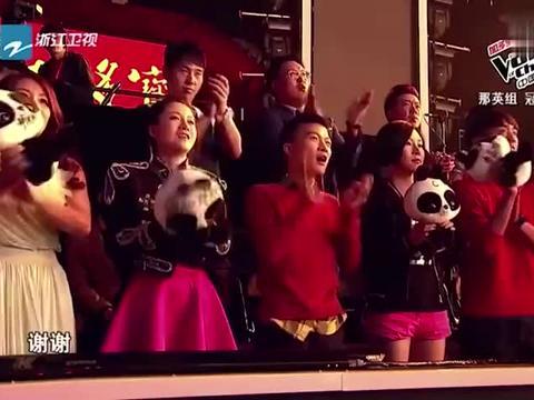 好声音:张碧晨真会选歌,邓紫棋的这首《后会无期》,很适合她!