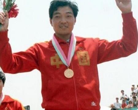 世界冠军运动员回顾系列——许海峰