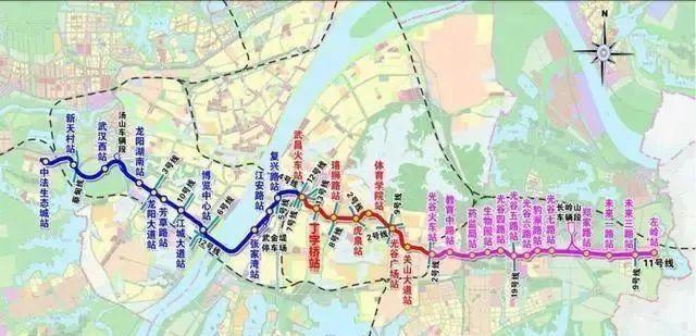 地铁、走廊、全域旅游……未来武汉光谷将积极推进这些大项目!图1