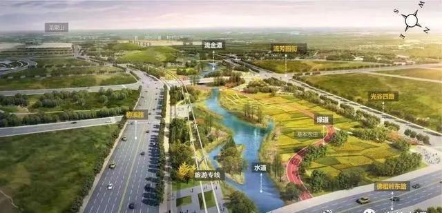 地铁、走廊、全域旅游……未来武汉光谷将积极推进这些大项目!图3