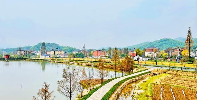 浙江湖州吴兴区一个镇,因寺庙而得名,度假旅游丰富图3