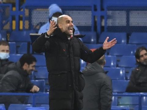 瓜帅:对京多安和罗德里感到满意 利物浦仍可赢得英超冠军