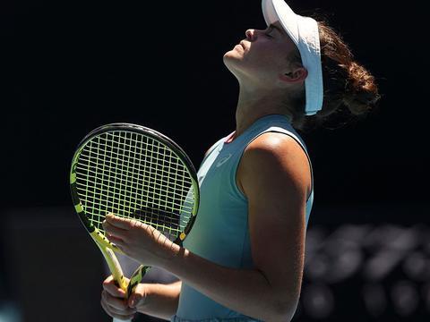 澳网22号种子布拉迪逆转佩古拉 再进大满贯四强