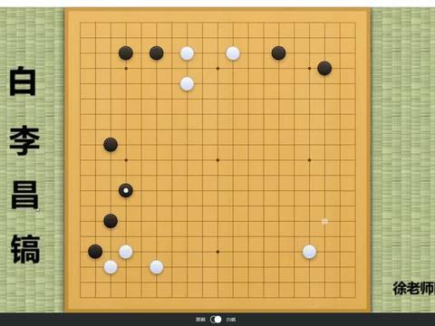 第7届LG杯决赛:20岁的李世石,犹如一把锋利的刀,硬刚李昌镐!