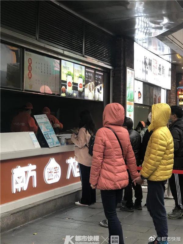 春节期间,又一个杭州美食火了,名字很霸气:南方大包……