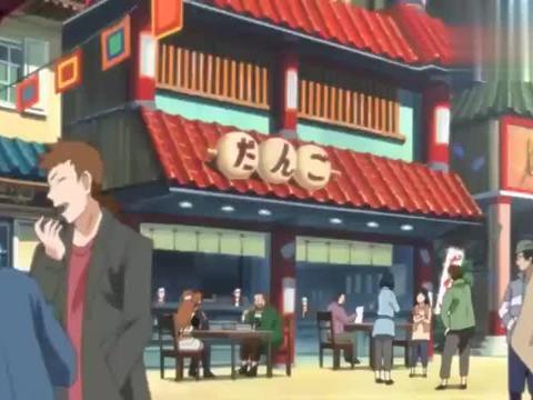 红豆老师是吃甜食胖起来的,尤其喜欢吃年糕红豆汤