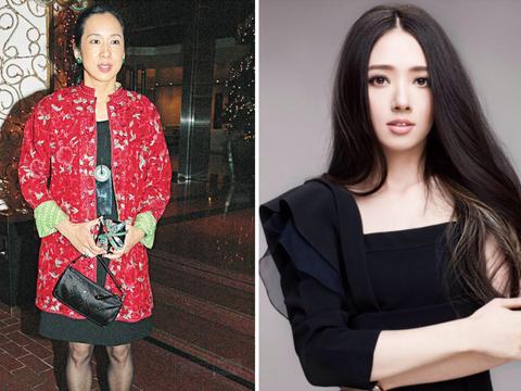 香港第一好命儿媳,从模特嫁入百亿豪门,3年生3个娃掌握继承权