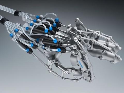 最接近人类构造的机械手臂,带上力大无穷,开启全新行动领域