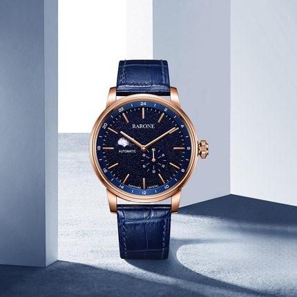 RARONE雷诺表有哪些值得入手的男士手表?这几款手表值得被看见