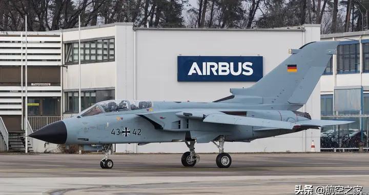 使用寿命延长至8千小时,德国空军第一架现代化狂风战机首飞