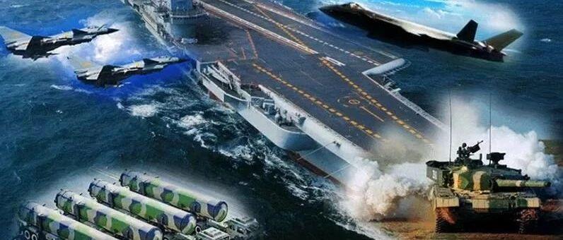 命令与征服:中国崛起,自带东海地图,满级国产航母,秒杀神盾巡洋舰,三艘守家,谁敢惹!| 铁血游戏