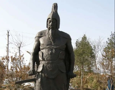 郭开陷害廉颇李牧,赵国灭亡后其在搬运财物的途中被刺杀