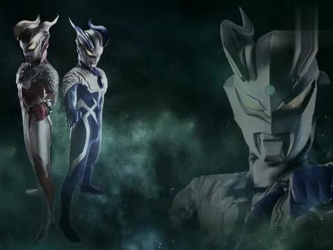 赛罗奥特曼:赛罗变身强壮日冕形态,一拳打爆一只怪兽!